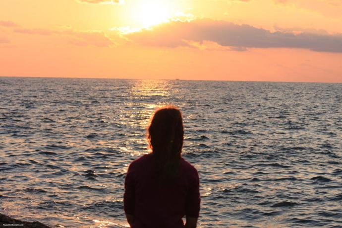 Girl-and-Sunset-1